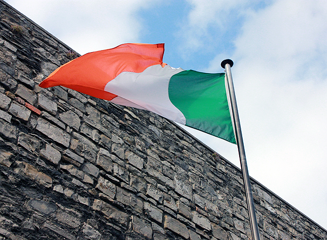 dublin_irish_flag