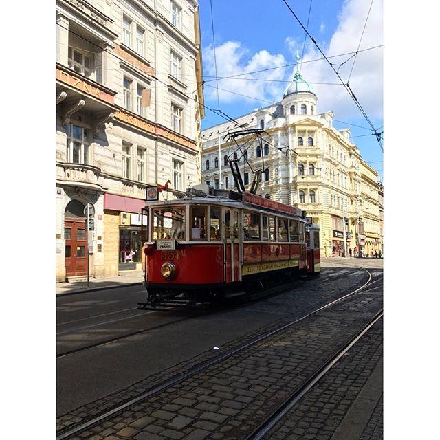 Prag Tram