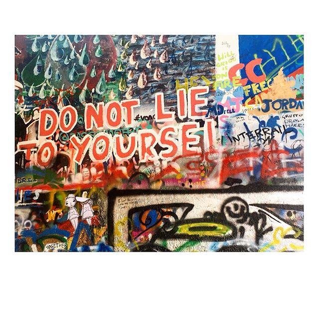Prag John Lennon Wall
