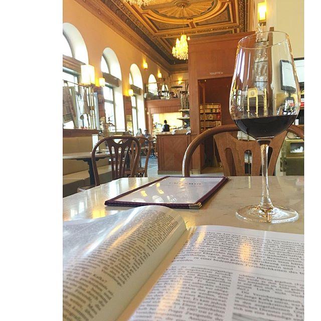 Prag Café Savoy