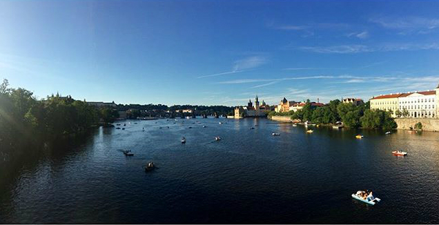 Prag Waterside