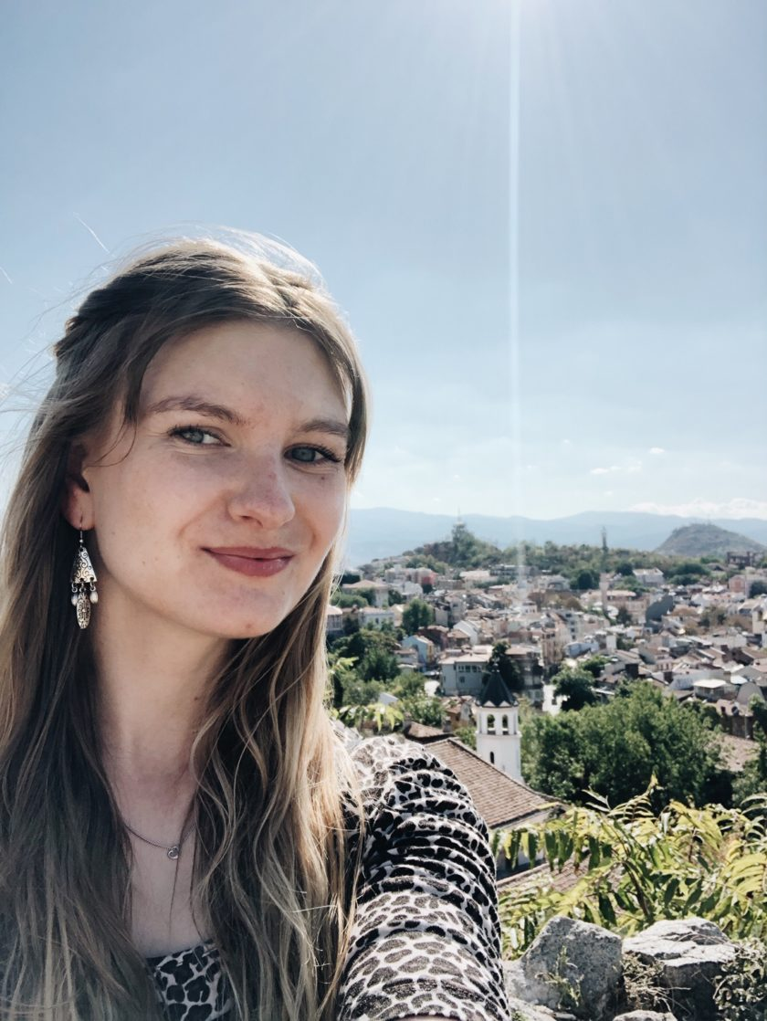 Anja in Bulgarien 2019
